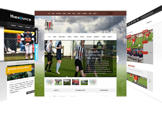 Free to use. Easy to setup.Stunning designs to impress your members