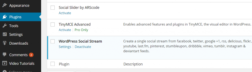 socialstream_plugin
